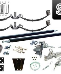 Trailer Axles & Replacement Parts